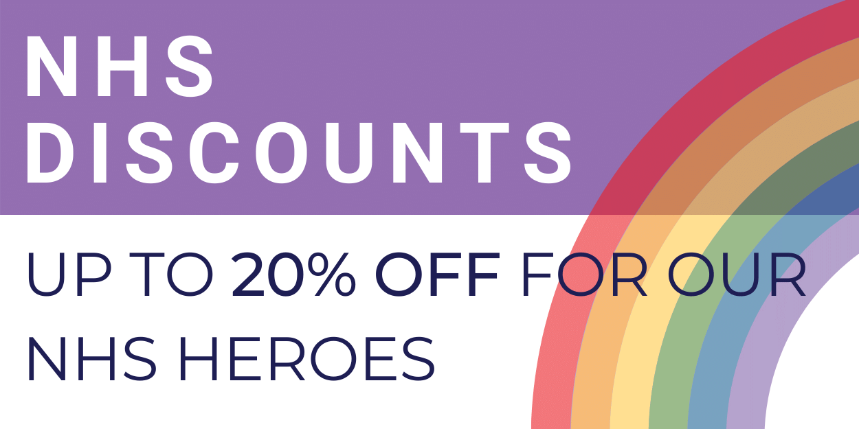 NHS Discounts UpTo 20& Off For Our NHS Heroes