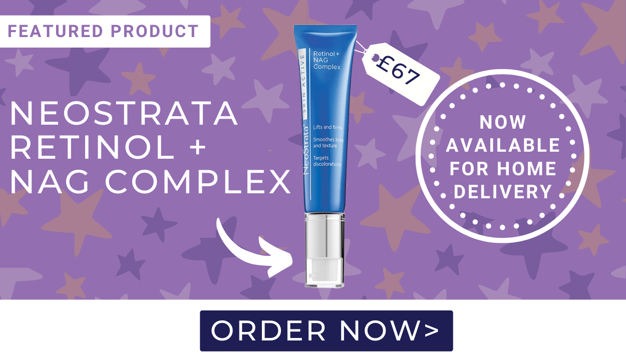 Neostrata Retinol + NAG Complex now available for home delivery