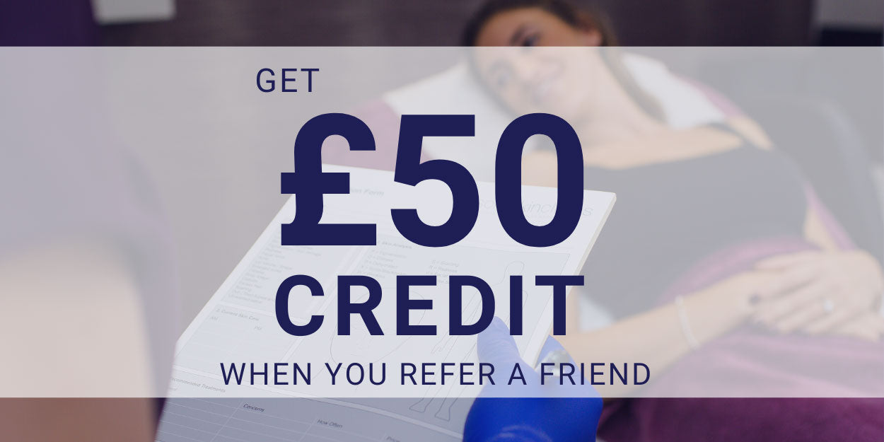 £50 Credit When You Refer a friend