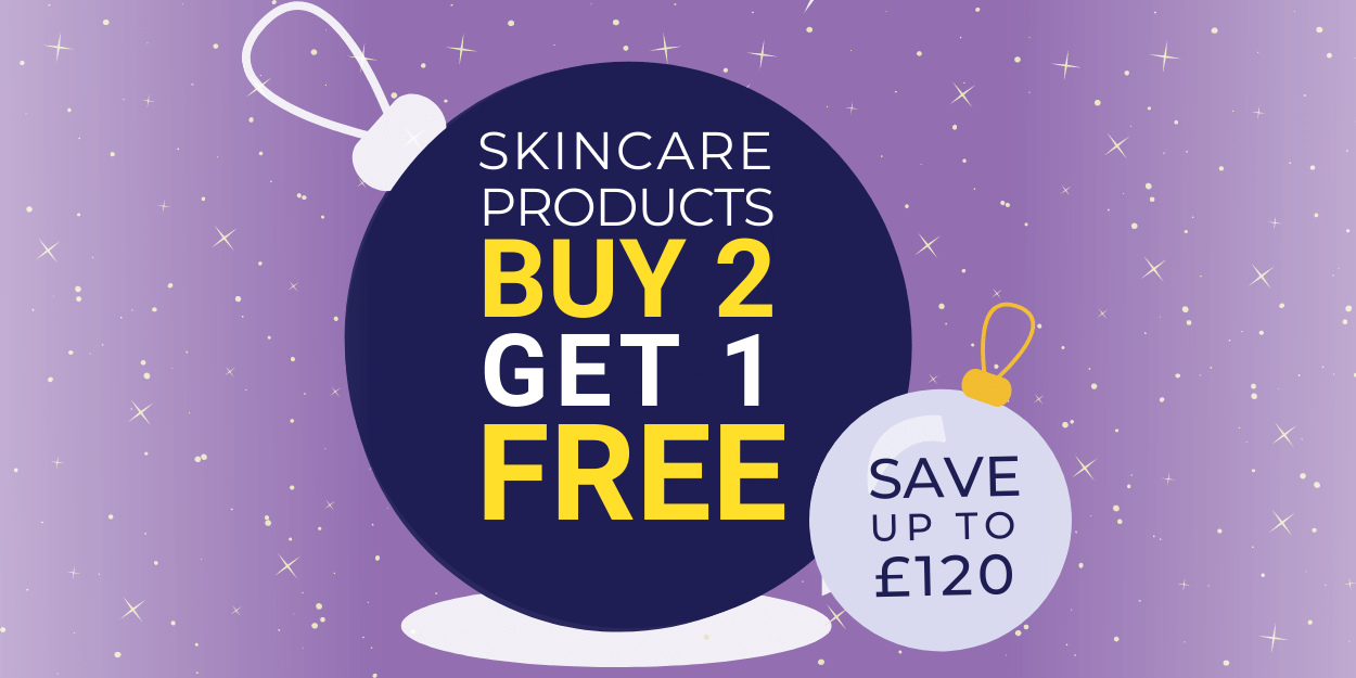Skincare Products - Buy 2 Get 1 Free
