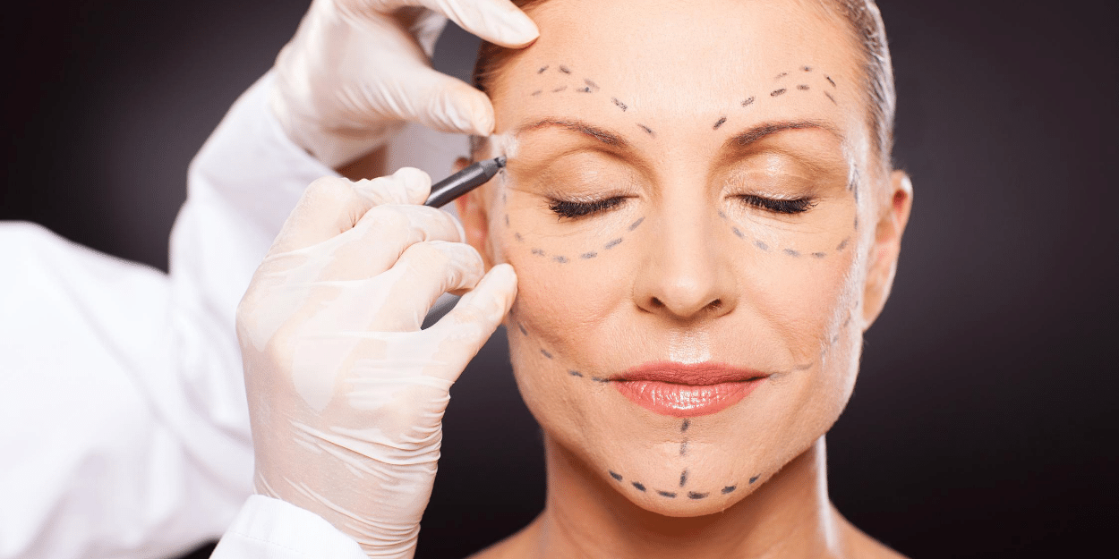 Surgical procedures in your 40s