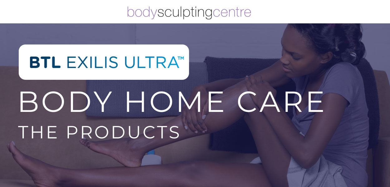Exilis Body Home Care The Products