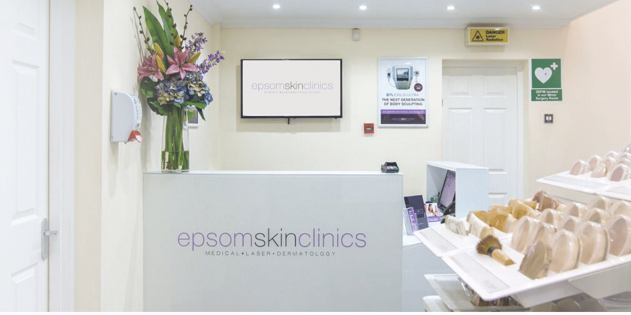 Welcome to Epsom Skin Clinics