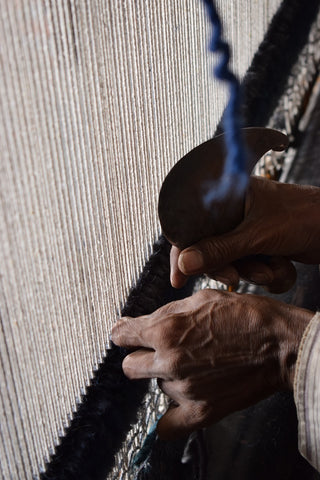 Handmade Rug making by The Rug Decor