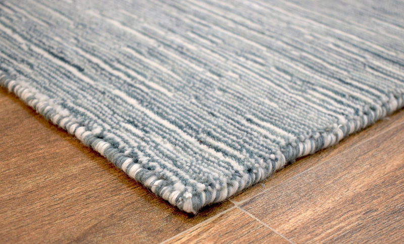 5'x 8' Rug |Modern Handmade Wool & Viscose Area Rug| The Rug Decor | TRD1006858 - The Rug Decor