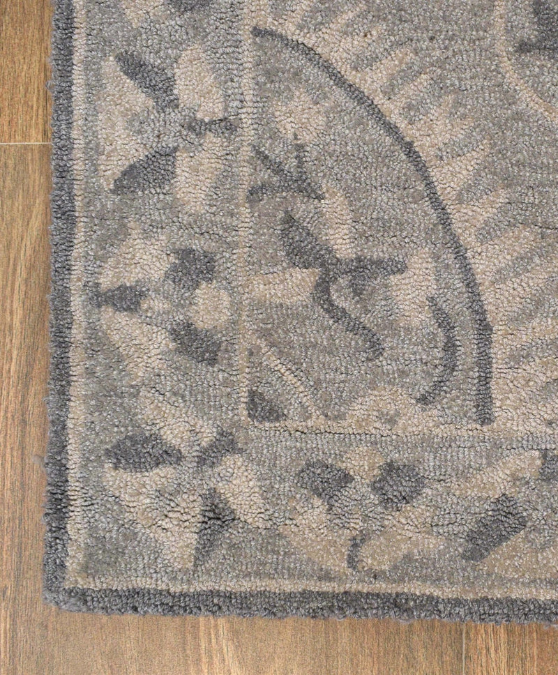 5x8 Rug | Traditional Handmade Acrylic wool Area Rug | The Rug Decor | TRD631158 - The Rug Decor