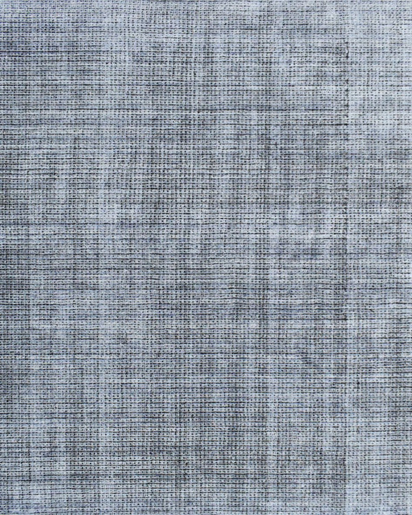 5x8 Silver and Black Handmade Area Rug Made With Fine Viscose - The Rug Decor