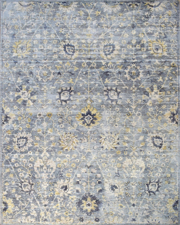 8'x 10' Rug |Modern Handmade Hand spun Wool Area Rug| The Rug Decor | TRD10054810 - The Rug Decor