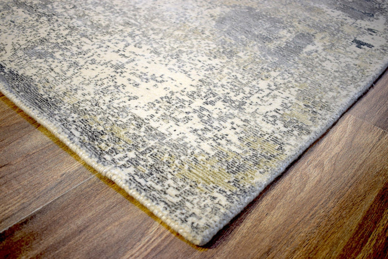 8'x 10' Rug |Modern Handmade Wool & Viscose Area Rug| The Rug Decor | TRD10095810 - The Rug Decor