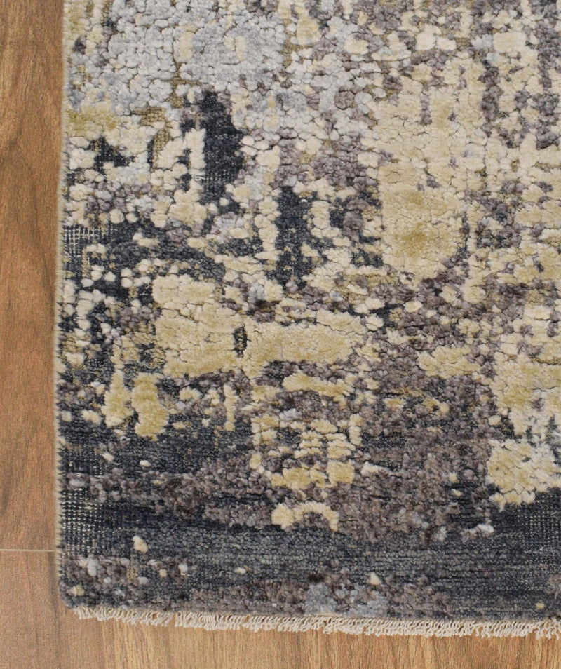 8'x10' Rug | Modern Hand Made Wool and Bamboo Silk Area Rug | The Rug Decor | TRD1795810 - The Rug Decor