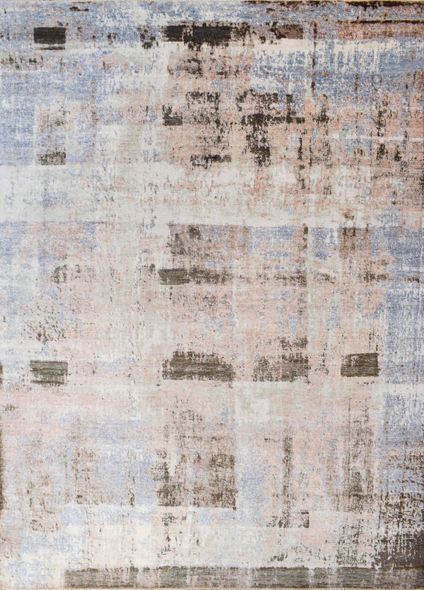 8x10 Rug | Modern Handmade Bamboo Silk Area Rug | The Rug Decor | TRD1759810 - The Rug Decor