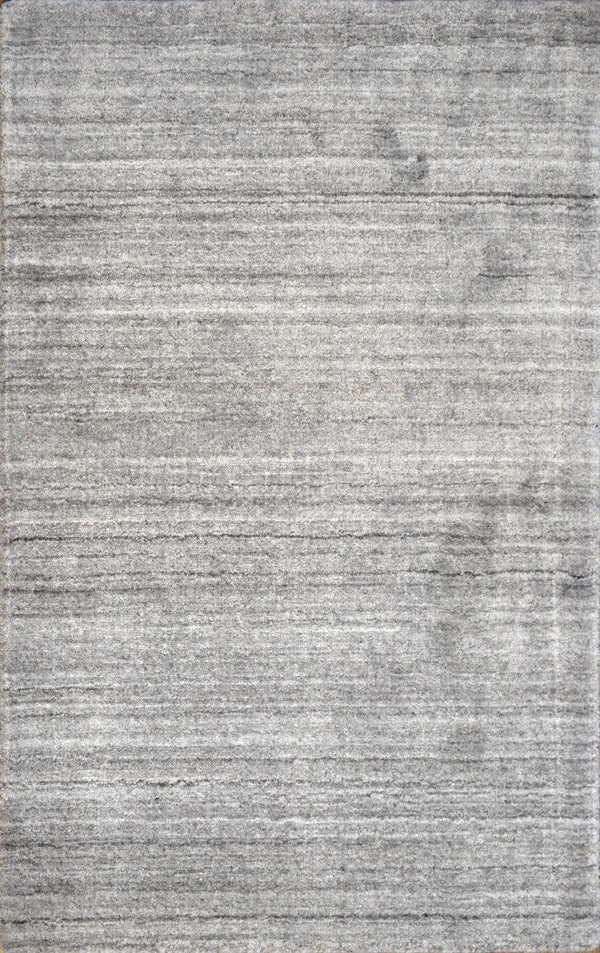 Modern Hand Loom Wool and Viscose 2' by 4' Area Rug | The Rug Decor |TRD1003723 - The Rug Decor