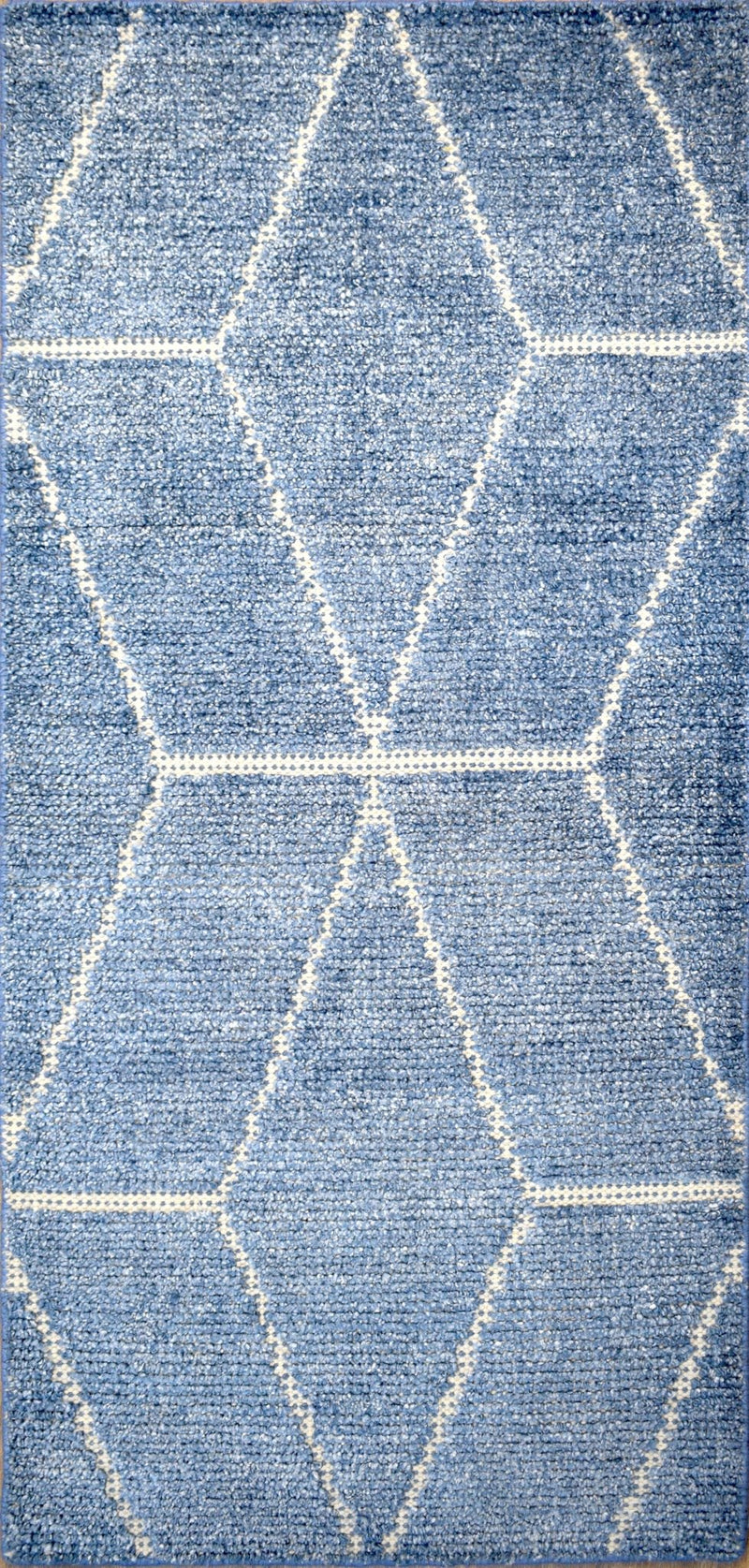 Modern Hand made Bamboo Silk 2' by 4' Area Rug |The Rug Decor |TRD312024 - The Rug Decor