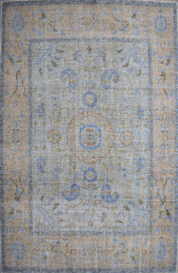Traditional Hand Made Wool 8' x 10' Rug | TRD1782810 - The Rug Decor
