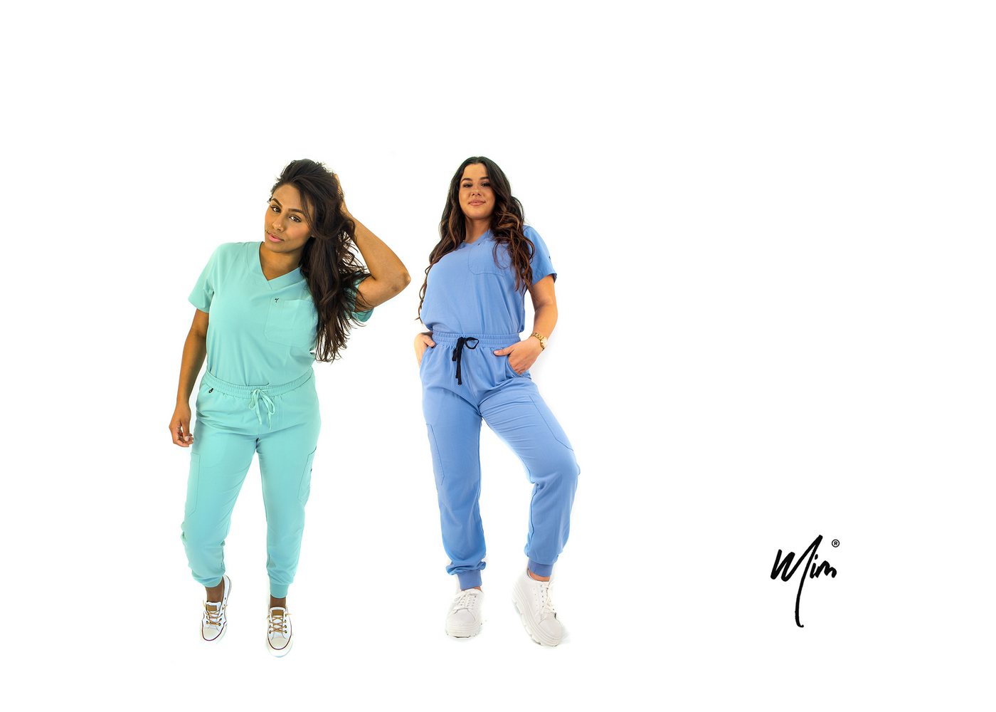 cute women scrubs