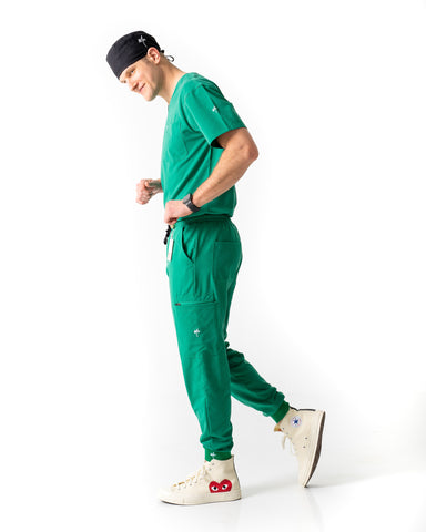 Fliegel Scrub Cap - Jogger Scrubs by Millennials In Medicine (MimScrubs)