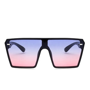 Oversized Square Sunglass