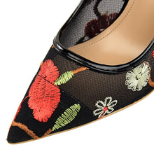 Embroider Shoes