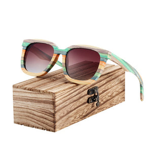 Bamboo Sun glasses for Men/ Women