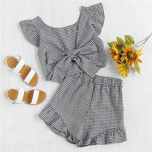 Ruffle Two Piece Sets