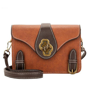 PU Leather Shoulder  Messenger Bags