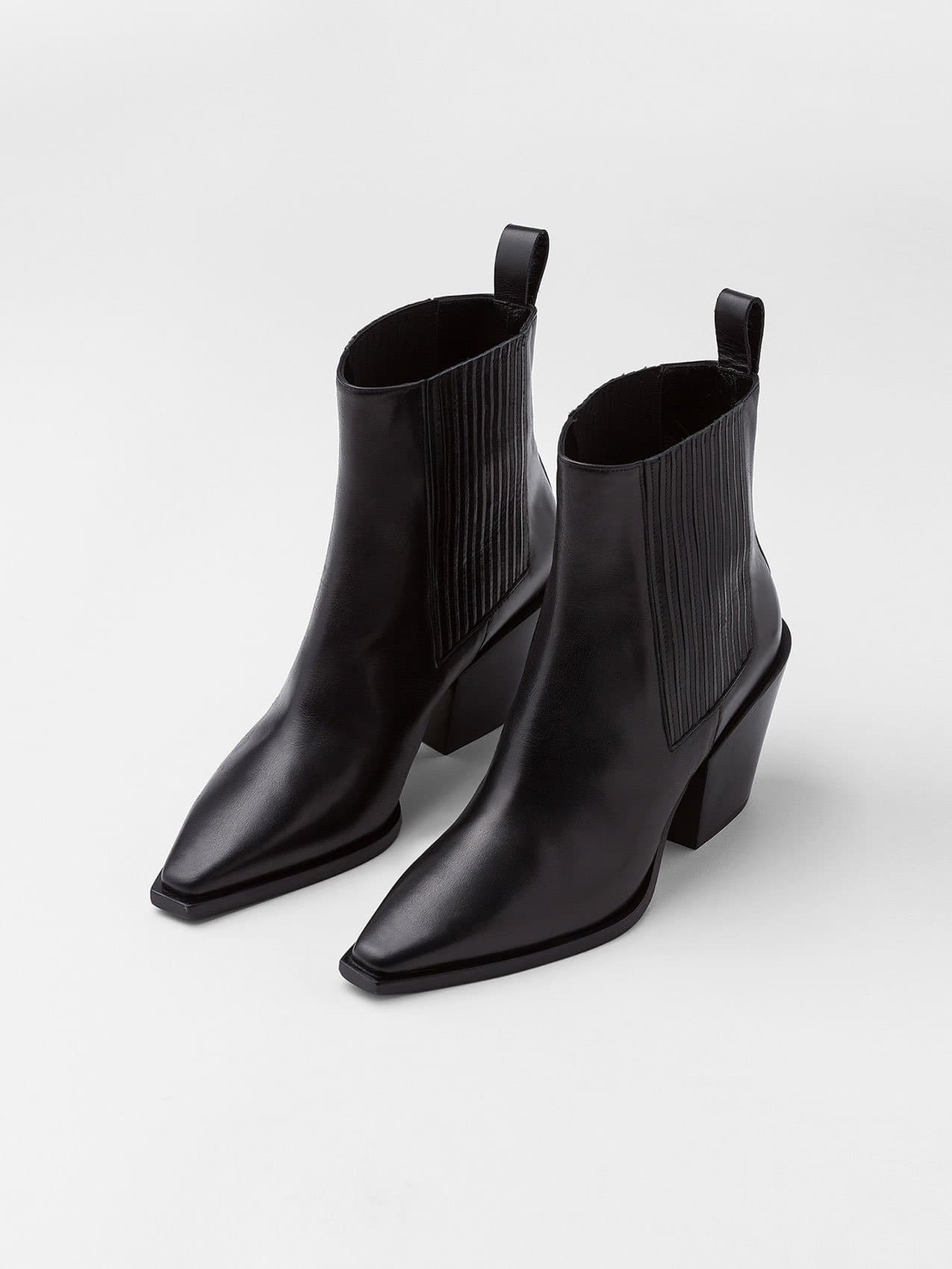 KATE Calf Leather | Black