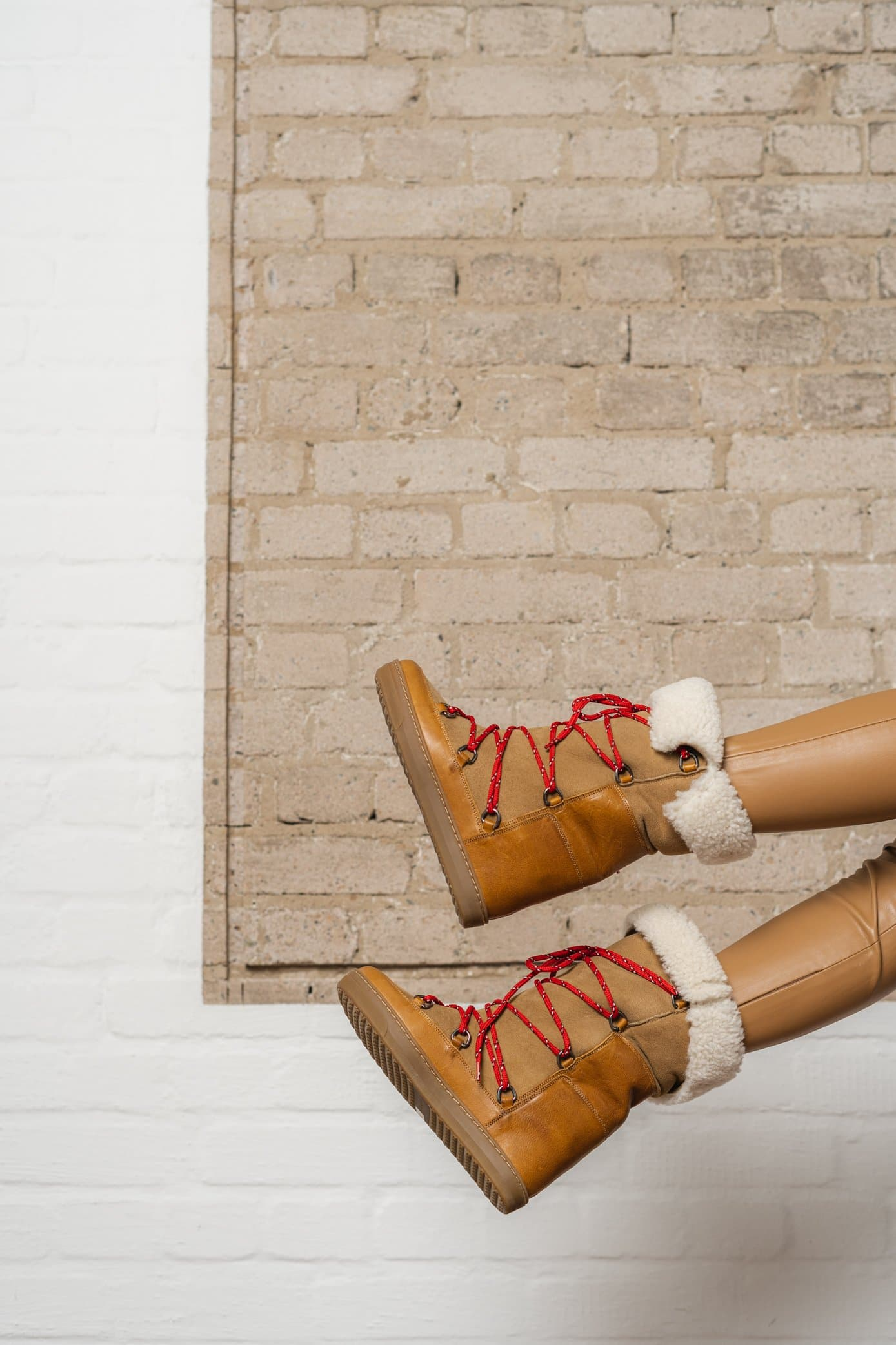 Nowly Boots / Camel