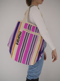 WARDEN BAG | Fuchsia