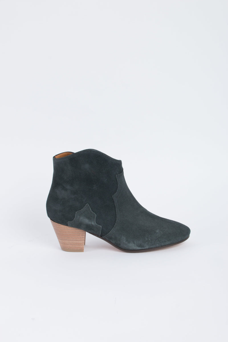 DICKER BOOTS / Faded Black