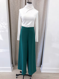 Betty Trousers in Peacock