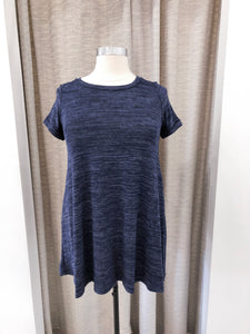 Columbia Dress - Short-Sleeved Full-Figured
