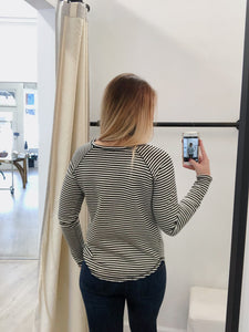 Atkinson Top in Stripes