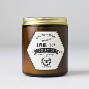 Evergreen 8oz Jar Candle