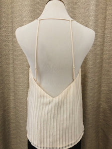Lexi Lace Cami Tank in Cream