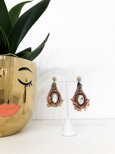 Calliope Teardrop Earrings