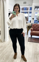 Earnest Blouse in Ivory