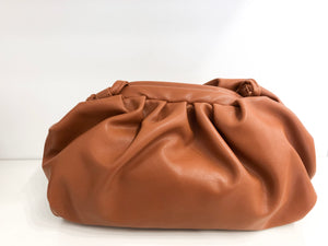 Fajardo Pouch Purse in Cognac