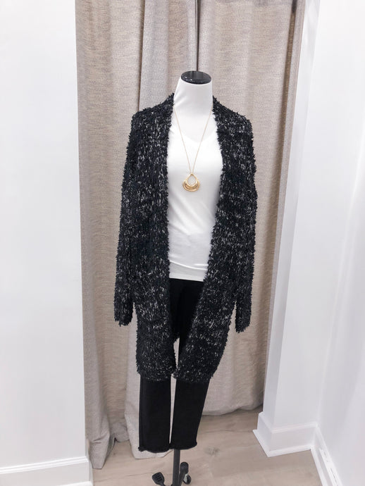 Cooper Cardigan in Black