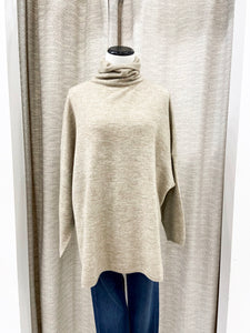 Saige Sweater in Oat