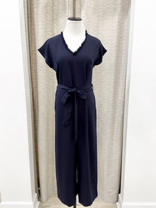 Celesta Jumpsuit in Navy