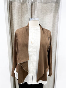 Maxwell Jacket in Cocoa