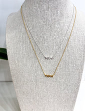 Mama Necklace in Gold Vermeil by Sierra Winter Jewelry