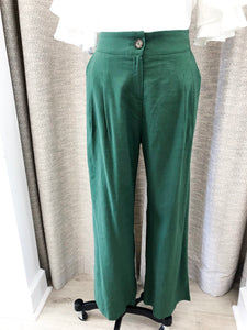 Harper Trousers in Green