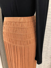 Liberty Ribbed Skirt in Copper - FINAL SALE