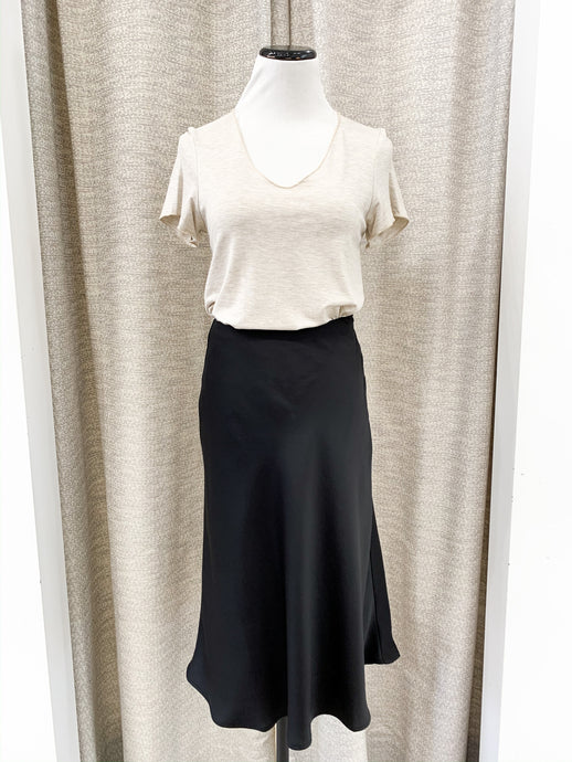 Risa Skirt in Black