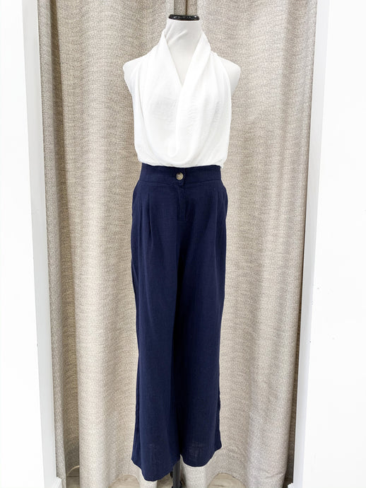 Harper Pants in Navy