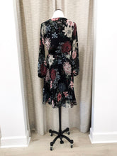 Ruby Dress in Black Floral-FINAL SALE