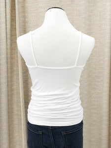 Cami Top in White