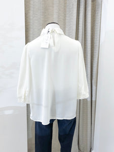 Peggy Jean Collared Blouse - Final Sale