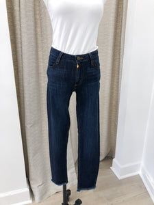Kate Skinny Denim in Dark Wash